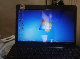 Laptop Compaq 510 & printer canon ip2710