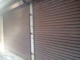 Shops and Hall for rent in market near ambala city
