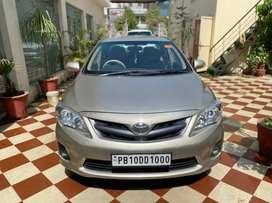 Toyota Corolla Altis 2012 until