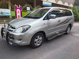 Toyota Innova 2.5 V 8 STR, 2008, Diesel