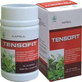 TENSOFIT obat herbal darah tinggi (hipertensi)