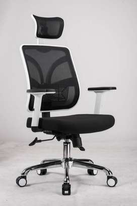 Office Chair Mesh Back White