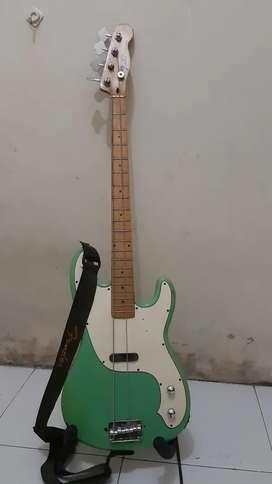 Fender precision telecaster bass