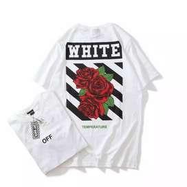 KAOS OFF WHITE  ARROWS FLOWER ORIGINAL
