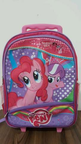 Tas Koper Troley Little Pony