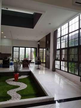 Rumah Villa LUX Medan komplek Graha Metropolitan Siap Huni
