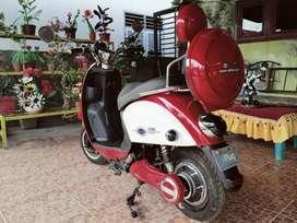 Di jual sepeda listrik Viva X