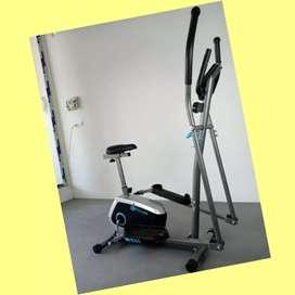 crosstrainer elliptical Fc-433HA sepeda statis magnetic S-655