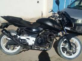 Very good  bike..200 cc.