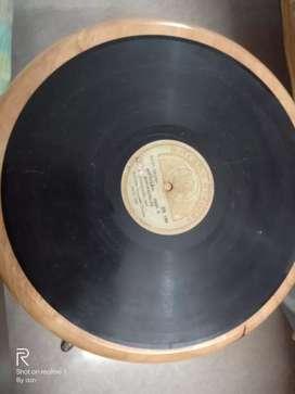 Original vinyl music records
