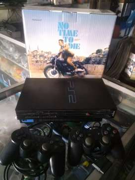 PS 2 fat harddisk 80 GB isi game GTA 5 LEGACY PES 2020