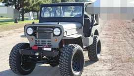 Icon cj3b modified jeep