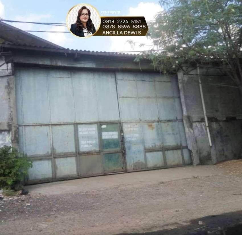 Dijual Gudang Good Area 1210 m2/29 M nego Cpt Sunter Jakarta Utara