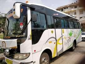 28seater Tourist Bus(SML ISUZU LTD / SWARAJ MAZDA 3500)