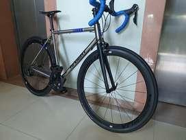 Sepeda Hi-Light titanium
