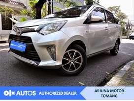 [OLXAutos] Toyota Calya 2018 1.2 G A/T Bensin Silver #Arjuna Tomang
