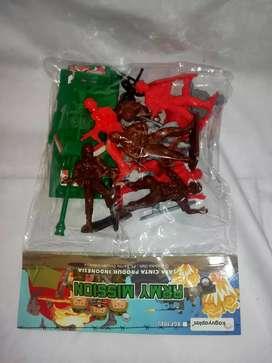 Mainan anak tentra-tentaraan