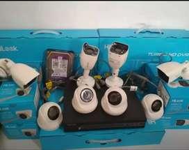 Hilook kamera CCTV berkualitas gambar jernih