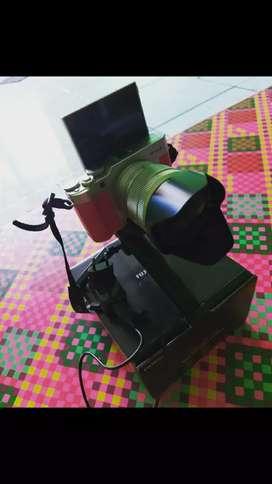 JUAL CEPAT Mirorless FujiFilm seri XA3