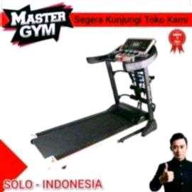 MG Sports Fitness Treadmill | Sepeda Statiss | Home Gym | MG ID-8848