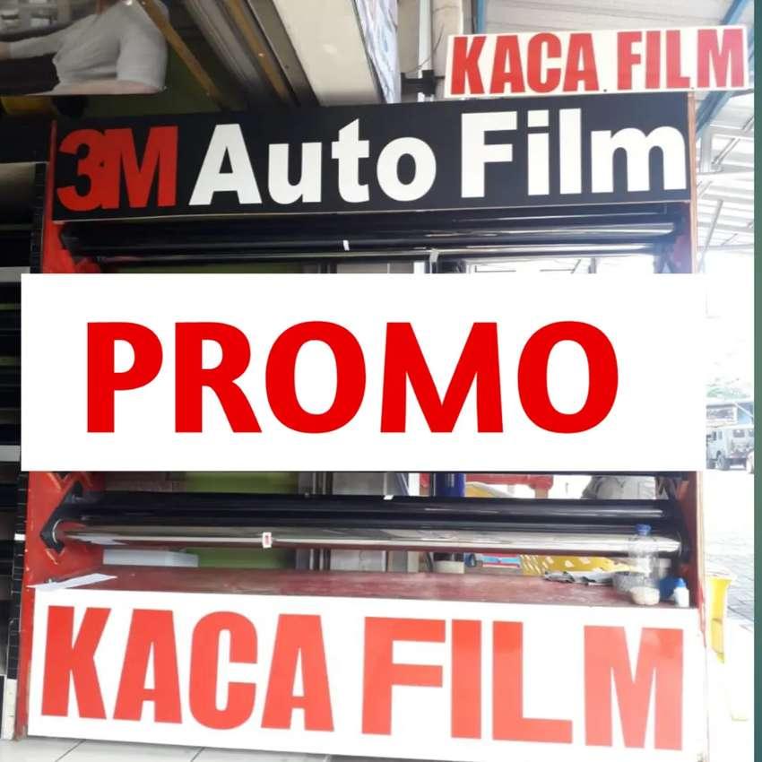 PROMO pemasangan KACA FILM MOBIL DEPOK 2 0