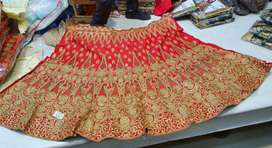 We deal in imported indian bridal dresses