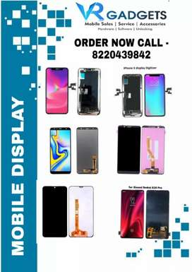 All mobile touch display original available