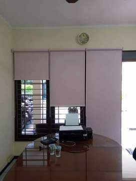 design gemilang gorden vertikal horizontal roll blind 117
