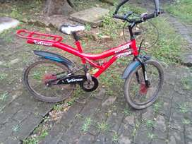 Fast way cycle
