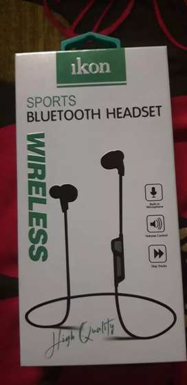 Ikon wireless headset