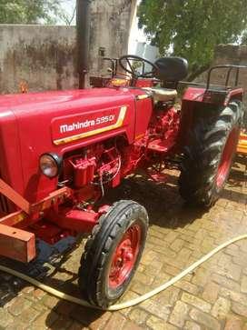 Mahindra Tractor 595 turbo power steering   Bijnor model