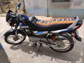 Good condition milage bike