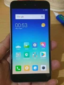 Xiomi note 5A jaringan 4G Ram 2/16 Siiapp pakai