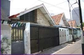 Dijual murah rumah di kampung bali dekat tanah abang, thamrin,jakarta