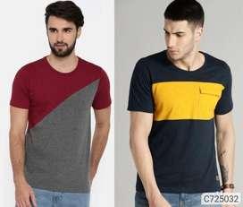 Tshirts for men (buy 1 get 1 free)