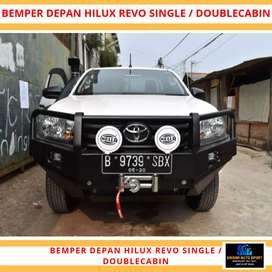 Bemper tanduk dmax model arb bumper triton gls lcv100 pajero sport