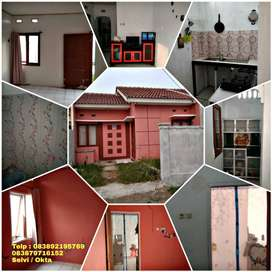 Dikontrakkan Rumah Di Sukatani Per 6 bulan minimal 3 bulan