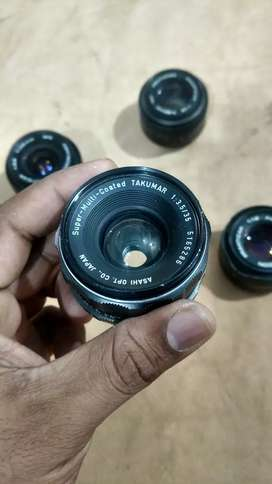Takumar 35mm f3.5 for canon,nikon,sony with mount