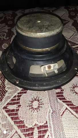Speaker Subwoofer  2ohm