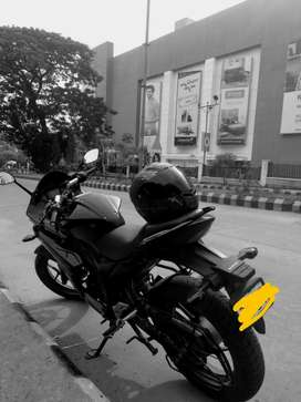 Well maintained Gixxer SF 155