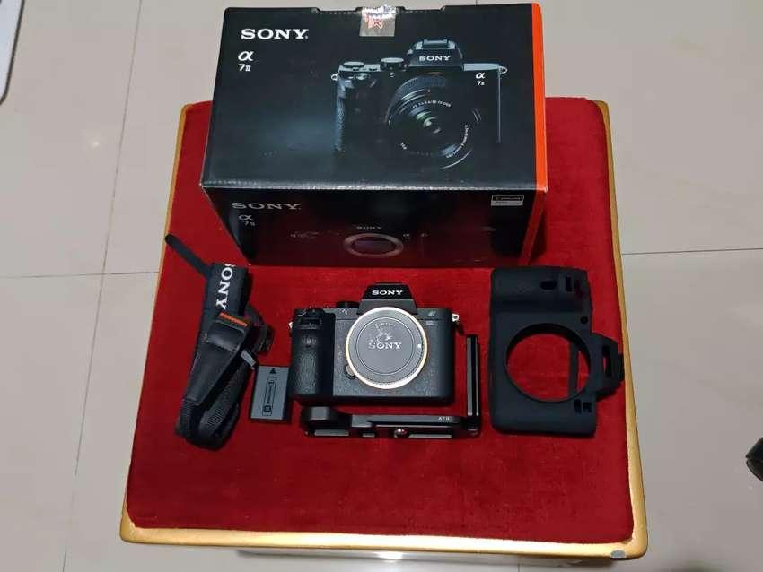 Sony A7II / A7 Mark 2 / A7M2 / A7-2 (BO)Body Only Fullframe Mirrorless 0