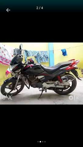 My cbz bike in good condition