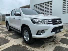 Toyota Hilux G diesel manual 2017