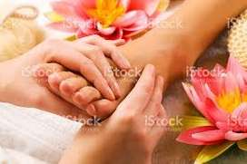 Beauty spa therapist services females jobs