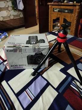 Canon 200 D Mark II (Brand New)