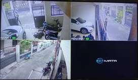 Bosnya CCTV JATIM dengan spek 2mp 4 channel skrng lebih Mantap