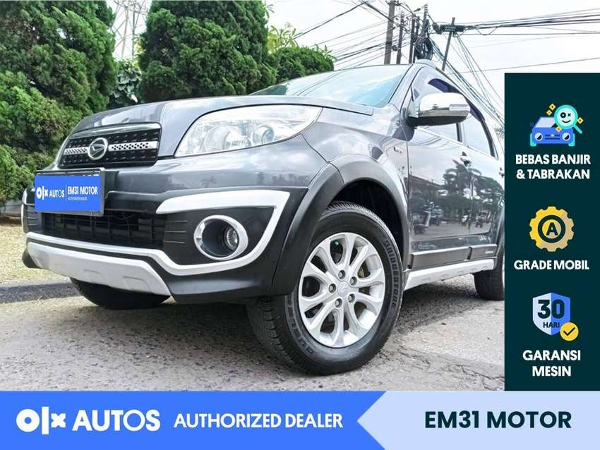 [OLXAutos] Daihatsu Terios 1.5 TX Adventure 2015 M/T Abu #EM31 Motor