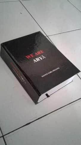 Buku,We Are Aryā
