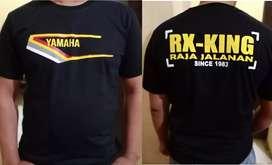 KAOS RX KING RAJA JALANAN