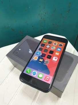 Iphone 8 ex inter 256 gb lengkap tampa kendala Depok